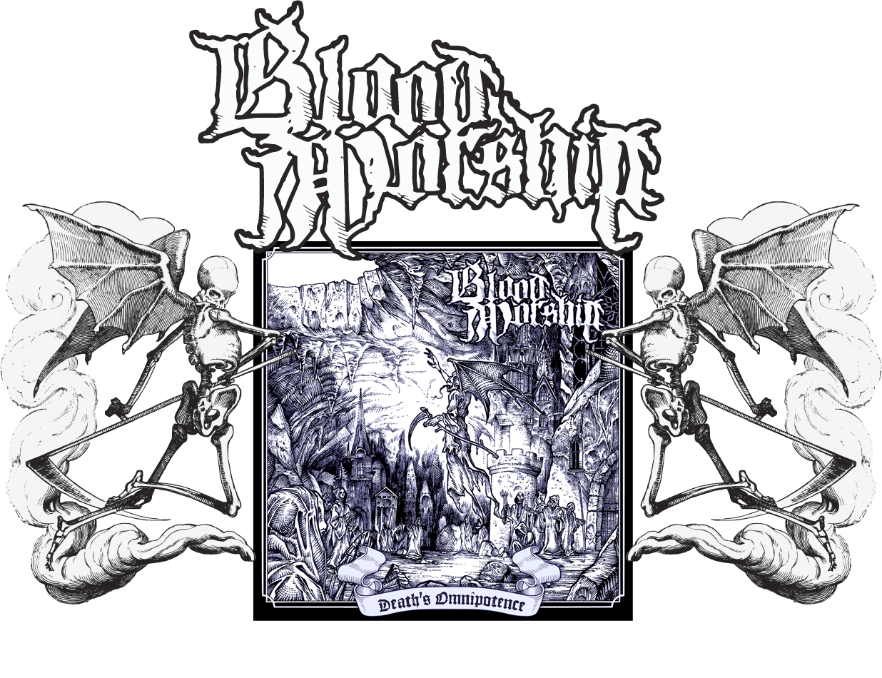 Blood Worship - Death's Omnipotence